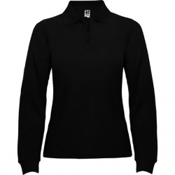 POLO ESTRELLA WOMAN L/S MANGA LARGA COLOR (PO6636) ROLY