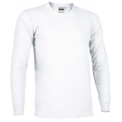 Camiseta de manga larga caballero blanco ARROW  Valento