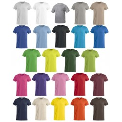 CAMISETA BASIC T COLOR UNISEX