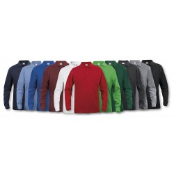 POLO MANGA LARGA CLASSIC LINCOLN COLOR HOMBRE
