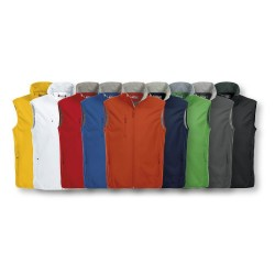 CHALECO SOFTSHELL BASIC HOMBRE
