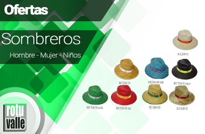 Sombreros para hombre mujer y niños