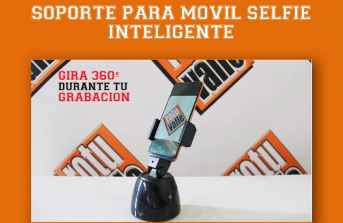 SOPORTE PARA MÓVIL GIRATORIO 360º
